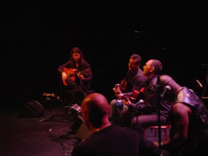 The Rosenberg Trio'Back to Spain Tour 2011'