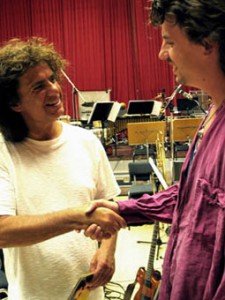 with Pat Metheny