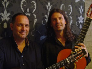 Guitarduo with Stochelo Rosenberg