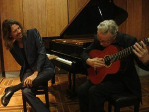 Jazz/flamenco with David Lenker